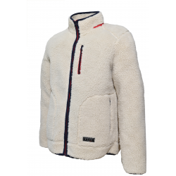 LIAM man fleece jacket