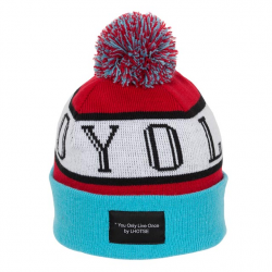 YOLO - POMPON adulte - mixte